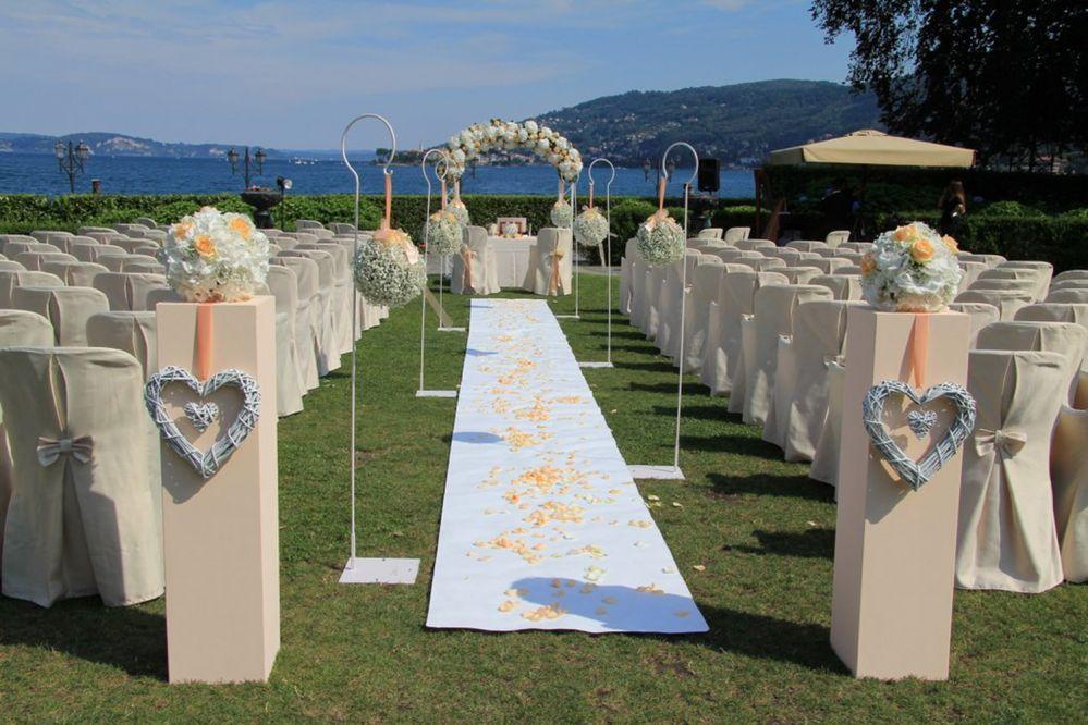 Matrimonio Civile All Aperto Toscana : Decorazioni floreali per matrimonio civile giuseppina