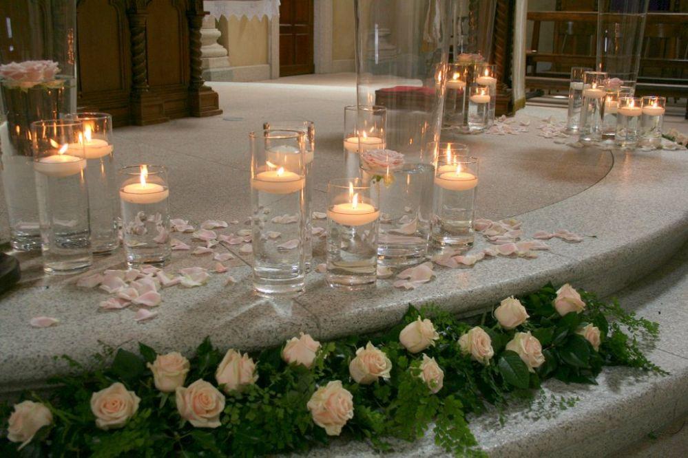 Molto Fiorista per matrimonio in chiesa sul Lago Maggiore TI93
