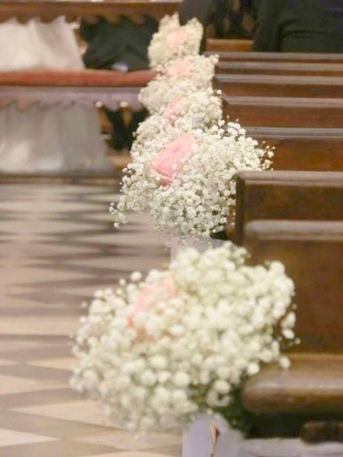Fiori Chiesa.Fiorista Per Matrimonio In Chiesa Sul Lago Maggiore
