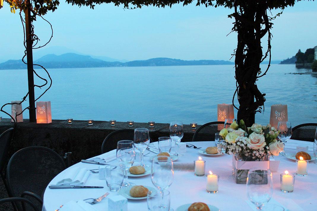 Florist For Wedding On Lake Maggiore Stresa Baveno