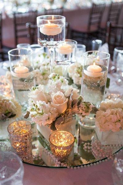 centrotavola per matrimoni addobbi floreali per